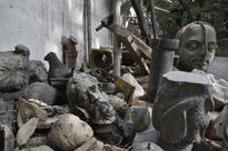 Languishing artworks battle red tape, apathy at Garhi
