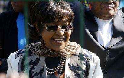 Winnie Mandela, anti-apartheid activist and Nelson Mandela's ex-wife, dies
