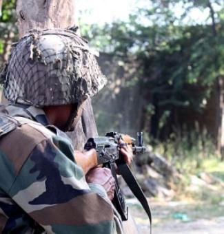 1 terrorist killed in encounter in Budgam