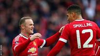 Wayne Rooney: Man Utd skipper still the club's main man, says Chris Smalling