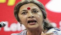 Tripura polls: BJP produces new pack of lies everywhere, says Brinda Karat
