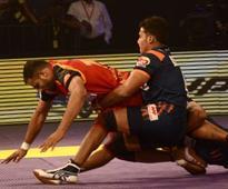 Pro Kabaddi League: Riding on Jang Kun Lee's heroics Bengal Warriors slay Bengaluru Bulls