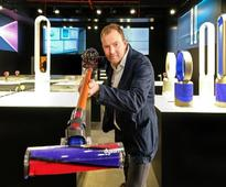 UK-based appliances maker Dyson debuts in India; to invest Rs 13 billion