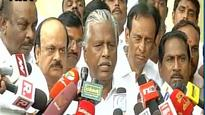 How can Dinakaran bring AIADMK together when he was expelled by Amma, asks OPS loyalist KP Munuswamy