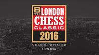 Armenian GM Levon Aronian not included in top three of London Chess Classic