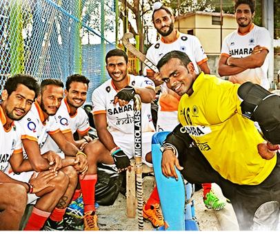 Sreejesh replaces Sardar as captain for Rio Olympics; Rani axed