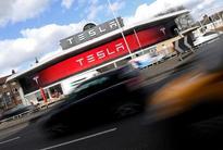 Tesla becomes most valuable U.S. car maker, edges out GM