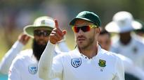 South African skipper Faf du Plessis aims to turn the screw against England