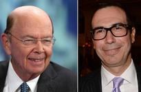 Trump Picks Powerful Tag Team for Treasury and Commerce