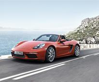 Porsche 718 Boxster, Cayman launch on February 15