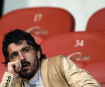 Gattuso rejoins Pisa as coach one month after quitting