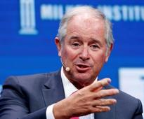 SCHWARZMAN: Donald Trump is going to change the 'architecture of the world'