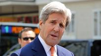 Kerry wants Syrian political transition by August