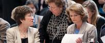 'Fabulous' All-Female Senate Session as Capitol Hill Thaws