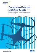 SESAR Release European Drone Outlook Study
