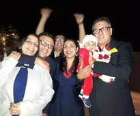 Check out: Boman Irani hosts a bash for his grandson