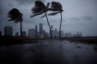 Irma hits Florida with Category 4 force; millions evacuated