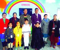 Mount Litera Zee School organises Inter-house Role Play Competition