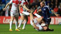 Bennett unhappy despite England win