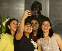 Leni marks Jesse's birthday hours before officially winning VP race