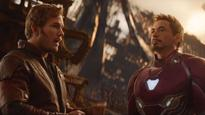 When Chris Pratt met Robert Downey Jr on the sets of 'Avengers: Infinity War'