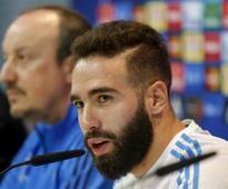Real injury problems continue as Carvajal sidelined