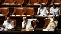 Opposition Stages Dharna, Demands Scrapping of ACB