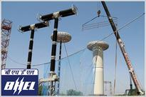 BHEL soars 4% after commissioning plant
