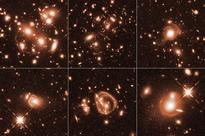Hubble Space Telescope Reveals Glittering Galaxies Of New Stars