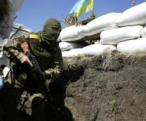 Ukraine confirms seven soldiers killed in war-torn east