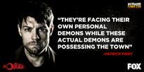 Will Cinemax air a new episode of 'Outcast' during Fourth of July weekend?