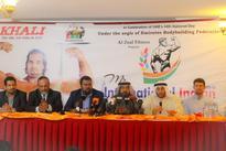 Dubai: 'The Great Khali' to grace body building championship on Jan 30