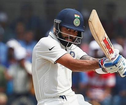 Warm-up, Day 2: Kohli hits 50 as India score 312-9 in drawn tie