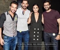 Swara Bhaskar's web series screened in Mumbai