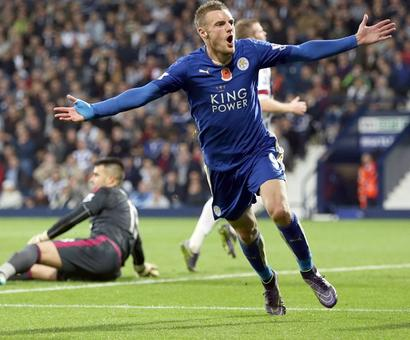 Why Man United is vary of Leicester's Vardy