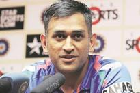 Dhoni leads India on Zim tour