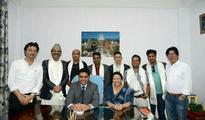 Nepali Cine Award : 4th Edition of INAS Cine Award Function in Sikkim
