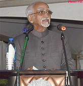 India and Nigeria should harness the complementarities in attracting investments for a positive economic growth: Hamid Ansari