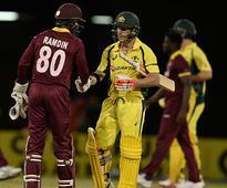 David Warner, Mitchell Starc star as Australia demolish West Indies by six wickets
