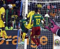 Cameroon salvage point against Mali