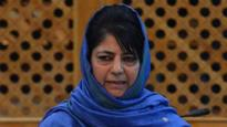 Mehbooba offers transit houses for Kashmiri Pandits