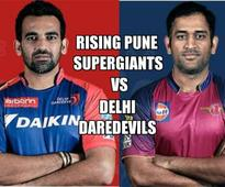 RPS vs DD LIVE SCORE IPL 2016: Match called off, Pune Supergiants win by 19 runs via D/L method
