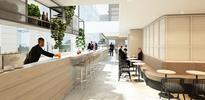 Qantas unveils new Brisbane International Lounge