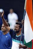Leander Paes makes comeback for Davis Cup tie against China