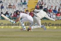 Lunch report: Buttler, Ball take England to 385