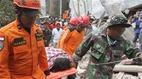 Deadly Indonesia quake leaves thousands displaced