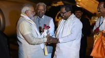 Modi makes irresponsible statements, unfit to be PM: Siddaramaiah