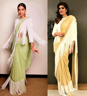 Who wore it better: Sonam or Twinkle?