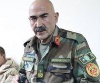 Afghan army general dies in helicopter crash