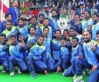 CRPF stuns Punjab Police to take away maiden hockey title